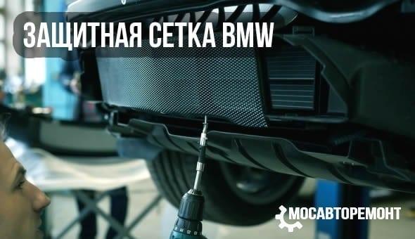 Защитная сетка BMW